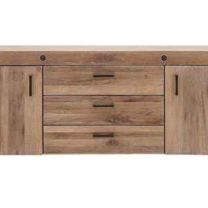 Dressoir Houston, 2 deuren 3 laden